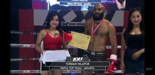 Abdul Rahman Minta Kickboxer Lebih Persiapkan Diri