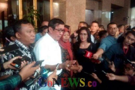 Legislator Menilai, Yasonna Laoly Baiknya Cuti dari Kemenkumham