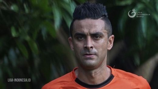 Otavio Dutra Jalani Latihan Perdana dengan Persija