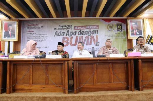 Fraksi PKS DPR Bongkar Skandal Jiwasraya