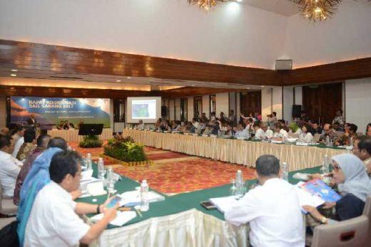 Rakor Penyelenggaraan Sail Sabang 2017 Sabang sebagai Pelabuhan Hub Wisata Bahari Internasional