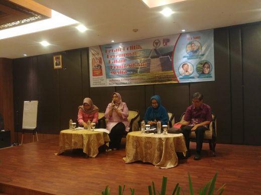 Darmayanti Lubis: Keterwakilan Perempuan di Parlemen Sangat Penting