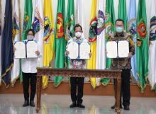 Menuju Data Desa Presisi: Tito, Risma dan Akademisi Jalin Nota Kesepahaman