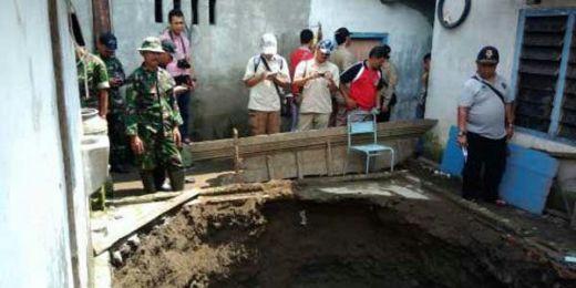 152 Sumur Warga di Kediri Mendadak Amblas, Ini Penjelasan PVMBG