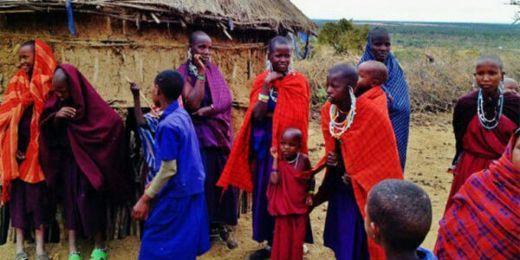 Tradisi Aneh, Setelah Kawin dan Punya Anak, Para Wanita di Desa Ini Lakukan Pernikahan Sejenis