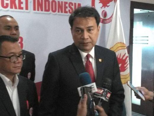 Aziz Samsudin Targetkan Timnas Cricket Putri Indonesia Lolos Piala Dunia 2020