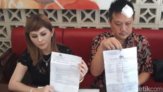 Dituduh Aniaya Sesama Caleg Perindo, PS Siap Beri Klarifikasi