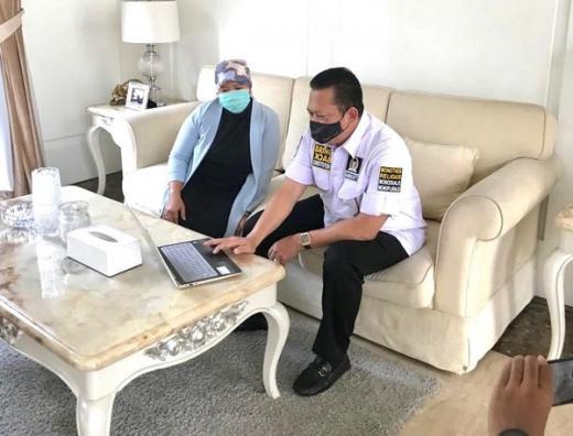Bamsoet: Laporan Pajak Harus Tetap Dilakukan Di Tengah Pandemi Covid-19