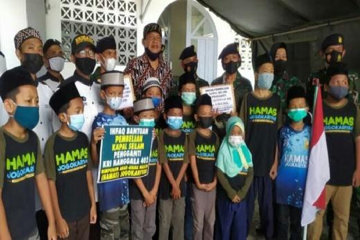 Ustaz Abdul Somad Ajak Patungan Beli Kapal Selam, Donasi ke Masjid Jogokariyan Tembus Rp 1 M dalam 3 Hari