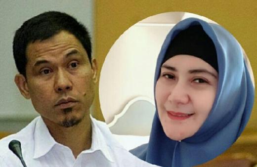 Viral Check In di Hotel, Lily Sofia Ternyata Istri Sah dan Sudah Punya Anak dari Munarman