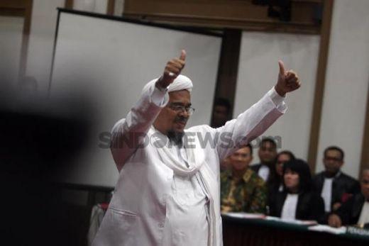 Pengacara: Habib Rizieq Akan Lawan Kezaliman