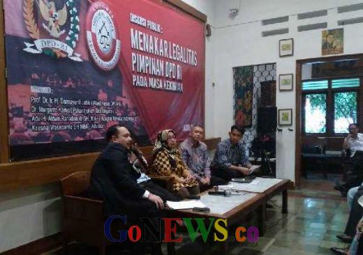 Darmayanti Lubis: Hentikan Kegaduhan Soal Kepemimpinan DPD RI