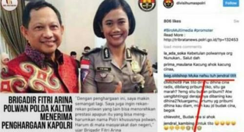 3 Hari Hina Kapolri di Media Sosial, Warga Bangkalan Diperiksa Polda Jatim