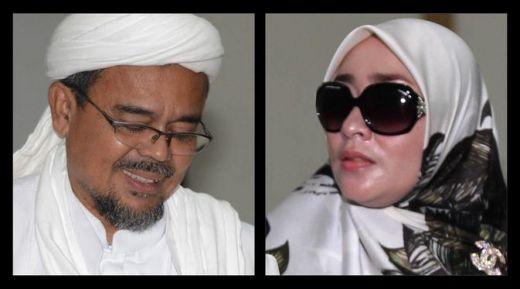 Habib Rizieq Jadi Tersangka Kasus Chat