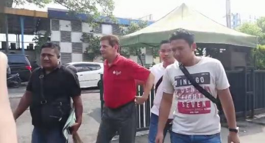 Polisi Belum Bisa Merinci Kronologis Penangkapan WNA Yang Diduga Hina Jokowi