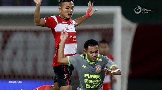 Borneo FC Kalah, Gomez: Ini Hasil Mengecewakan