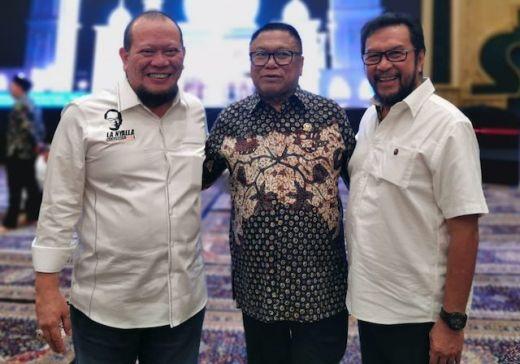 Sejumlah Kandidat Kuat Ketua DPD RI 2019-2024 Buka Bersama Oesman Sapta, Siapa Saja Mereka?