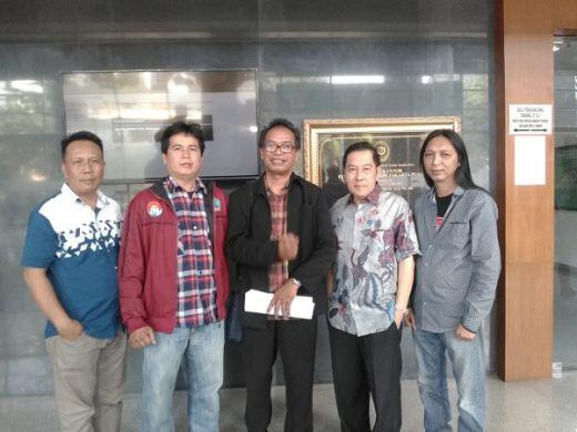FPP PTMSI Siap Lapor Menpora Dan KPK Jika KONI Abaikan PN Jakarta Pusat