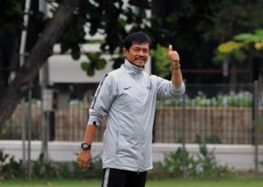 Indra Sjafri Panggil 26 Pemain Ikuti TC SEA Games 2019