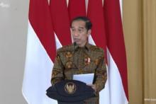 Ini Arahan Jokowi di Rapat Pengawasan Internal Pemerintah