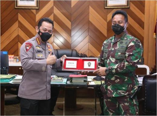 Seperti Memilih Kapolri, Hal yang Sama Dilakukan Jokowi untuk Menunjuk Panglima TNI