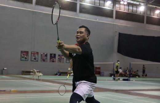 Lawan Hendra/Kevin, Fadil Ingin Sering Datang ke Pelatnas