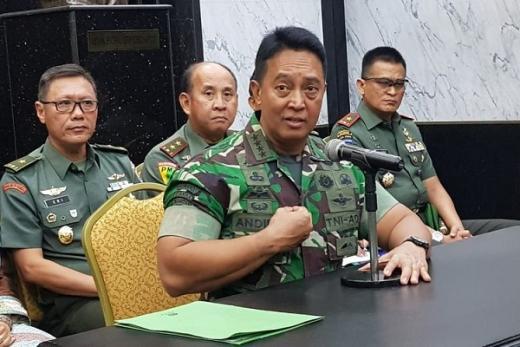 Komisi I DPR: Andika Perkasa Pantas Jadi Panglima TNI