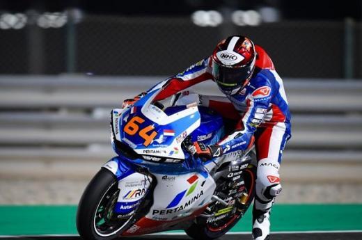 Hasil Kualifikasi Moto2 Italia, Tim Mandalika SAG Tercecer