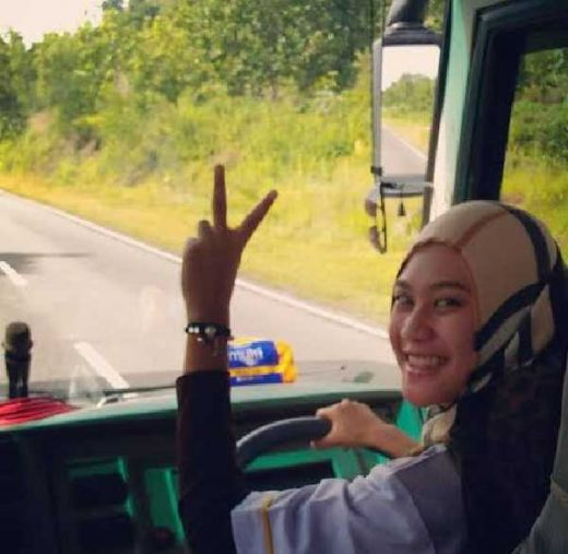 Berkah Lebaran, Penghasilan Sopir Angkutan Umum Naik 60 Persen