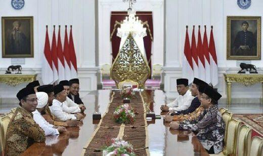 Dialog GNPF-MUI dengan Presiden Berikan Kesejukan kepada Umat