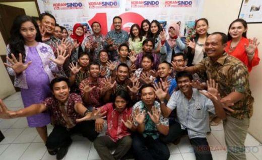 Parsel Pahit dari Hary Tanoe untuk Wartawan Koran Sindo di Jawa Timur