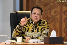 Ketua MPR: Jangan Lagi Ada Toleransi untuk Pelanggar Protokol Kesehatan