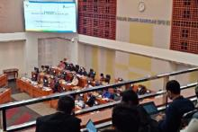 Muhtarom Pertanyakan Strategi Pemerintah Kembangkan Wilayah Kurangi Kesenjangan