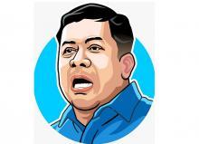 Misteri Kemarahan Presiden Menurut Fahri Hamzah