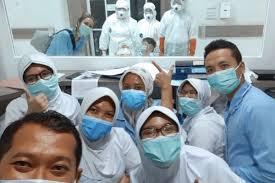 Ditegur Jokowi, Kemenkes Ungkap Insentif Tenaga Medis Tak Kunjung Cair Karena Tebentur Aturan