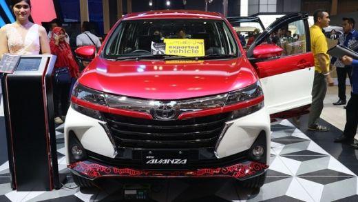 GIIAS 2019 : Toyota Cetak 6.128 SPK, Avanza Masih Ranking 1