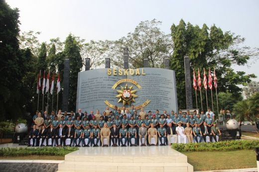 TNI AL dan US Navy Gelar First Navy Flag Officers Course Programme
