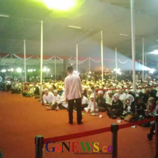 Malam Ini, MPR Bersholawat Hadirkan Sayyidil Habib Syech Bin Abdul Qodir Assegaf di Komplek Parlemen Senayan