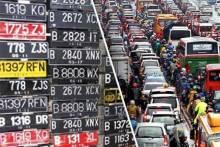 Tak Mau Didenda Rp500 Ribu? Besok Pengguna Kendaraan Pelat Nomor Ganjil di Jakarta Jangan Melintas Jalur-jalur Ini
