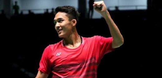 Cabor Bulutangkis, Hanya Jojo Yang Tersisa di Final