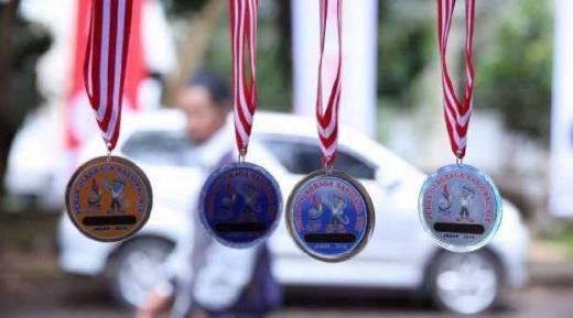 Pekan Olahraga Nasional Hari Ini Resmi Ditutup, Berikut Klasemen Akhir Perolehan Medali