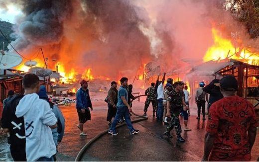 Papua Terluka Dalam Nestapa