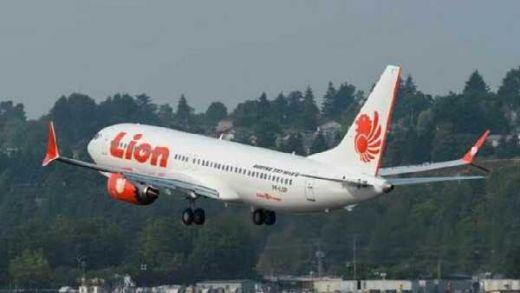 Pesawat Lion Air Rute Jakarta-Pangkalpinang Hilang Kontak Pukul 06.33 WIB