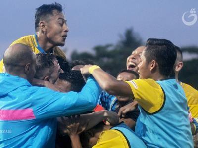 Jacksen F Tiago Akui Tak Mudah Kalahkan Borneo FC