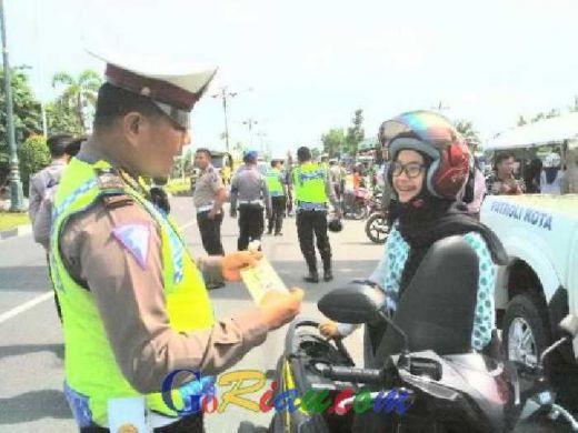 Sepanjang Tahun 2016, 90 Kasus Kecelakaan Akibatkan Nyawa Pengendara di Kota Pekanbaru Melayang Sia-sia