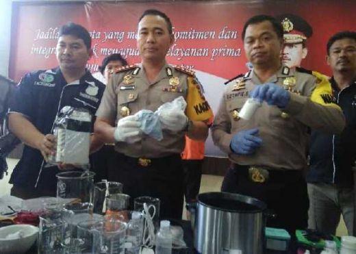 Duar...! Nyahok Lho, Polisi Tembak Mati Pengedar Narkoba di Bekasi