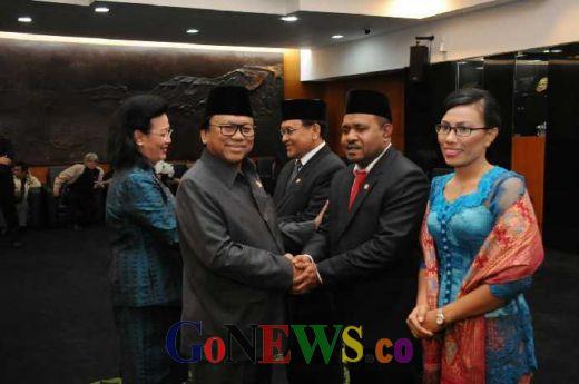 Anggota DPD Masuk Parpol, Oesman Sapta: Sah-sah Saja, Justru Daerah Akan Diuntungkan