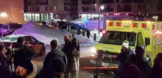 Keji... Sedang Salat Berjamaah di Masjid Diberondong Tembakan, 6 Orang Tewas, 8 Terluka