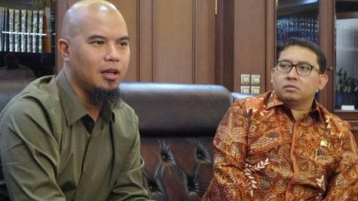 Fadli Zon: Gerindra Akan Beri Bantuan Hukum Untuk Ahmad Dhani