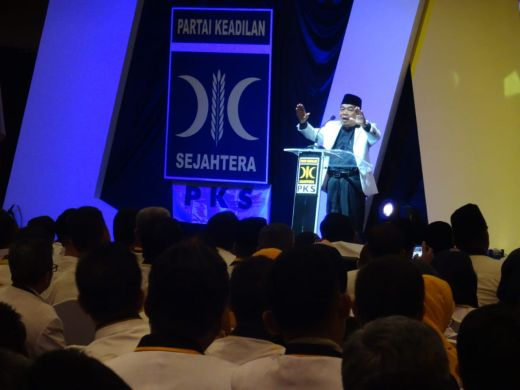 Konsolidasi Nasional, Jazuli Juwaini Serukan Kader PKS Menangkan Prabowo-Sandi